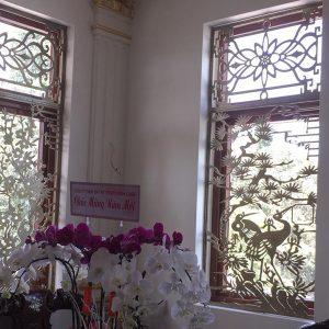 Mẫu cửa sổ hoa sắt CNC-01
