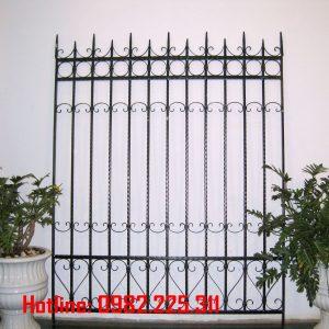 Hàng rào sắt mỹ thuật HR-11