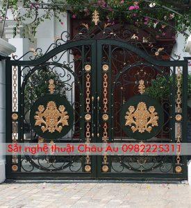 cửa cổng nghệ thuật 1