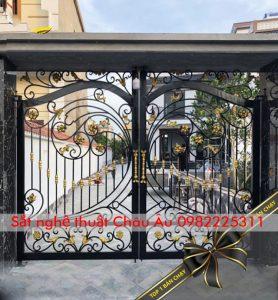 cửa cổng nghệ thuật 2