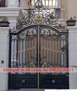 cửa cổng nghệ thuật 3