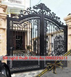 cửa cổng nghệ thuật 5