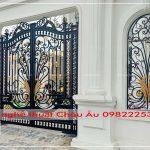 Cửa sắt nghệ thuật Phú Thọ – Cửa sổ sắt mỹ thuật tại thi xã Phú Thọ
