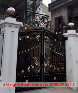 cổngsắtmỹnghệ