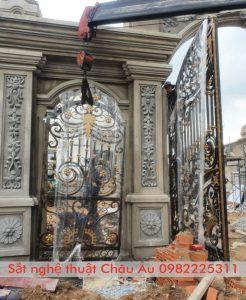 Mẫu cổngnhàbiệtthự đẹp