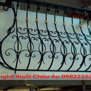 lan can sắt nghệ thuật – Lan can sắt mỹ nghệ, tại Tp Hà Nội