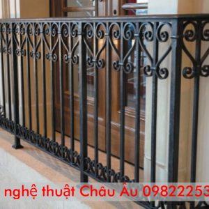 Sắt Nghệ Thuật Châu Âu – Đơn vị thi công sắt nghệ thuật uy tín tại TP.Bắc Ninh