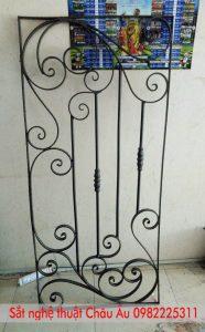 khung sắt nghệ thuật
